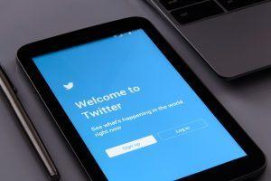 tablette twitter
